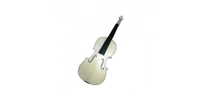 Kit violín Acabado 4/4 (Abeto, Arce y Ébano)