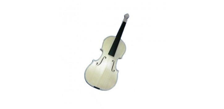 Kit violín 3/4 Acabado (Abeto, Arce y Ébano)
