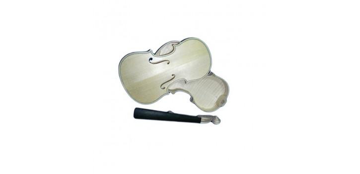 Kit violín 3/4 (Abeto, Arce y Ébano)