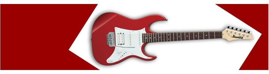 Guitarra eléctrica y bajo eléctrico